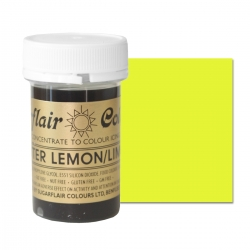 Sugarflair Bitter Lemon Paste Colour - 25g