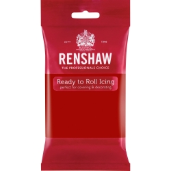 Renshaw Ruby Red Decor-Ice - 250g