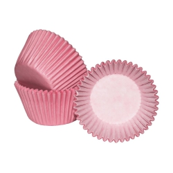 Pink Cupcake Cases