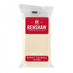 Renshaw White Chocolate Flavoured Decor-Ice - 250g