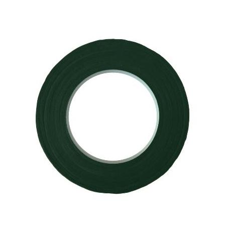 """13mm - Dark Green Floral Tape (½"""" x 30yrd)"""