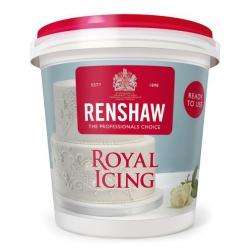 Renshaw White Royal Icing - 400g