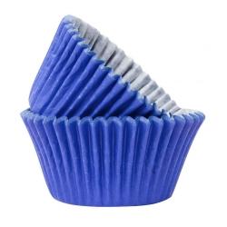 Blue Cupcake Cases