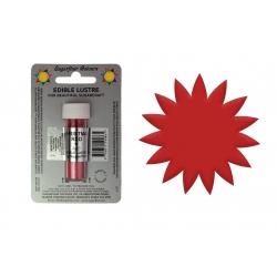 Christmas Red - Sugarflair Edible Lustre Dust