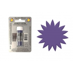 Purple sparkle - Sugarflair Edible Lustre Dust