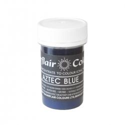 Sugarflair Aztec Blue Pastel Paste Colour - 25g
