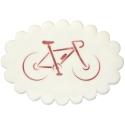 Racing Bike Stencil