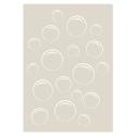 Bubble Design Stencil