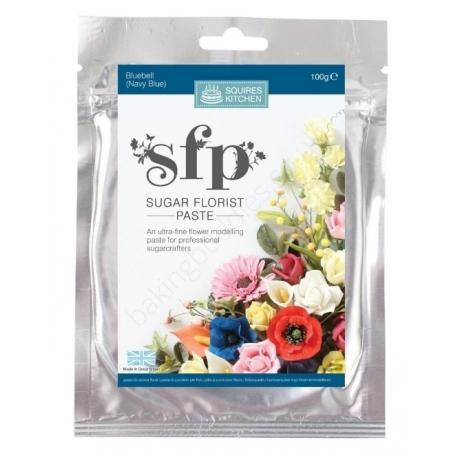 Bluebell SFP Flower Modelling Sugar Florist Paste 100g