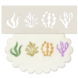 Seaweed Stencil Assorted Designs