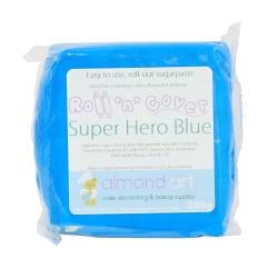 Roll 'n' Cover Super Hero Blue