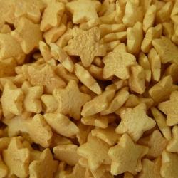 Gold Star Sprinkles 60g