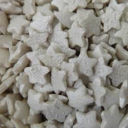 Silver Star Sprinkles 60g