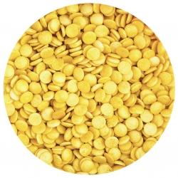 Gold Glimmer Confetti Sprinkles 70g
