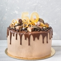 Chocolate Drip Icing - 250g Pot