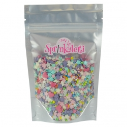 Sprinkletti Enchanted Mix Sprinkles 100g