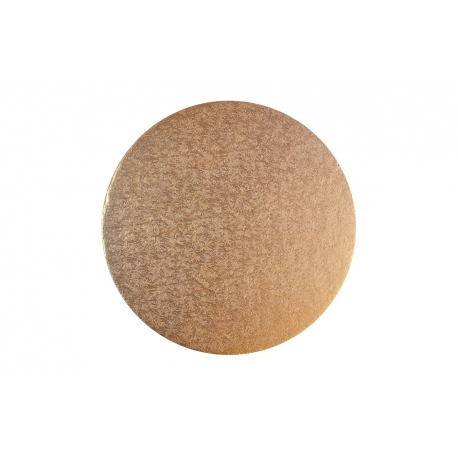 Rose Gold ROUND 12mm thick Cake Drum/Board