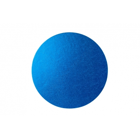 Royal Blue ROUND 12mm thick Cake Drum/Board