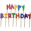 'Happy Birthday' Candle Picks