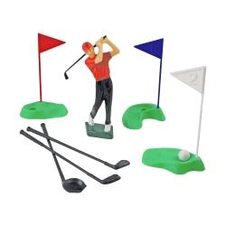 Golf Decoration Set