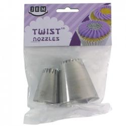Twist Nozzles 22T & 23T - Set of 2