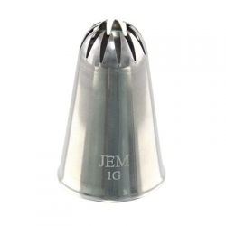 JEM 1G Drop Flower Nozzle