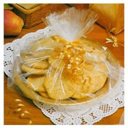 Cellophane Basket & Plate Bags - Pk/6