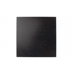 Black SQUARE 12mm thick Cake Drum/Board