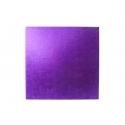 Purple SQUARE 12mm thick Cake Drum/Board