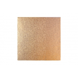 Rose Gold SQUARE 12mm thick Cake Drum/Board