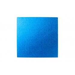 Royal Blue SQUARE 12mm thick Cake Drum/Board
