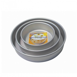 PME Anodised Aluminium Sandwich Cake Tins