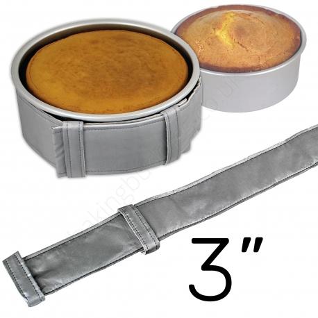 "PME Level Baking Belt 3"" Deep"