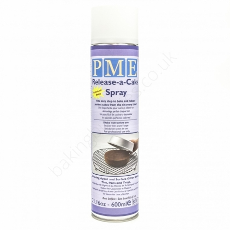 PME Release-a-Cake Spray Large - 600ml