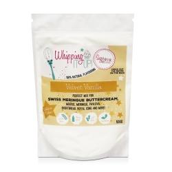 Sugar & Crumbs Whipping It Up - Velvet Vanilla 500g