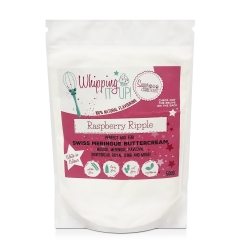 Sugar & Crumbs Whipping It Up! - Raspberry Ripple 500g