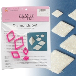 Diamonds Cutter Set - 5pc