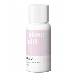 Colour Mill Lilac Oil Based Concentrated Icing Colouring 20ml