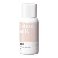Colour Mill Nude Oil Based Concentrated Icing Colouring 20ml