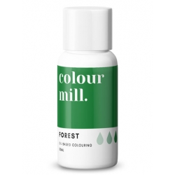 Colour Mill Forest Oil Based Concentrated Icing Colouring 20ml