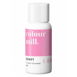 Colour Mill Candy Oil Based Concentrated Icing Colouring 20ml