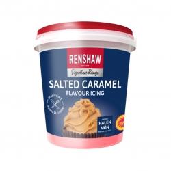 Renshaw Salted Caramel Icing - 400g