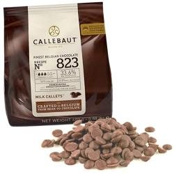 Callebaut Finest Belgian Milk Chocolate - 400g