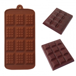 Mini Chocolate Bar Silicone Chocolate Mould