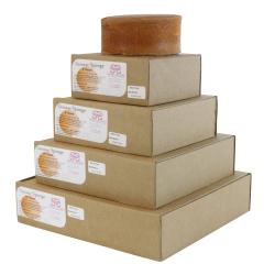 Sweet Success Round Genoese Sponge Cakes
