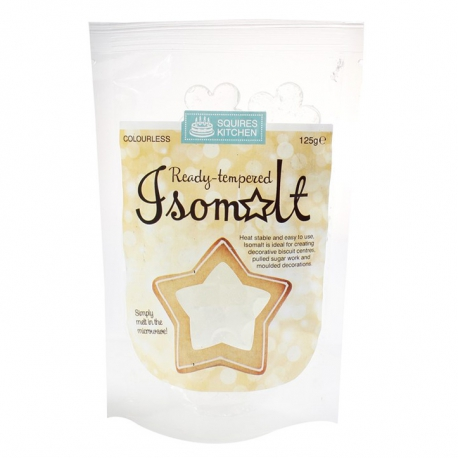 Squires Tempered Clear Isomalt 125g