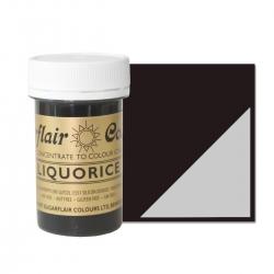 Sugarflair Liquorice Black Paste Colour - 25g