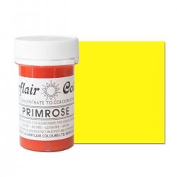 Sugarflair Primrose Paste Colour - 25g