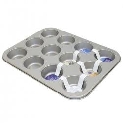 Non Stick 12 Cup Muffin/Cupcake Pan