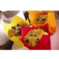 Tulip Muffin Wraps - 25pk